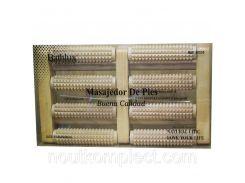 Массажные ролики банные 16х31.5 см Bathlux 90535
