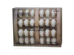 Массажные ролики банные 18х22 см Bathlux 90534