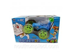 Радиоуправляемая машина Doraemon перевертыш
