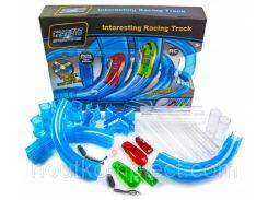 Игровой набор CHARIOTS Speed Pipes Гоночный трек по водопроводным трубам 55 деталей (PP3654)