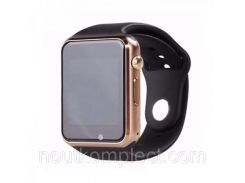 Смарт-часы SmartWatch UWatch A1 Gold (5)