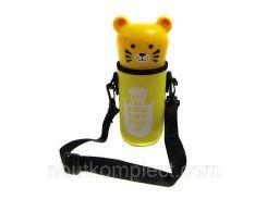 Термос детский A-plus 1791 200 мл Медвежонок Yellow (gr005996)