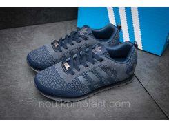 Кроссовки мужские Adidas, темно-синий (2484-8),  [  41 44 46  ]