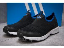 Кроссовки мужские Adidas Summer Sport, черные (13565),  [  43 (последняя пара)  ]