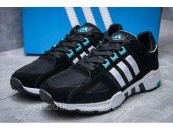 Кроссовки мужские Adidas EQT Support 93, черные (11651),  [  44 45  ]