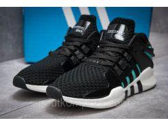 Кроссовки мужские Adidas Equipment, черные (12743),  [  42 (последняя пара)  ]