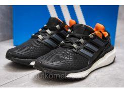Кроссовки мужские Adidas Ultra Boost, черные (13823),  [  41 42 43 44  ]