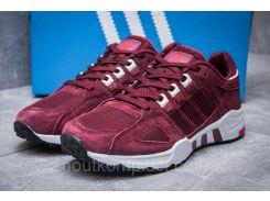 Кроссовки мужские Adidas EQT Support 93, бордовые (11652),  [  42 43 44  ]