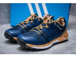 Кроссовки мужские Adidas Terrex Boost, темно-синий (11662),  [  42 43 44  ]