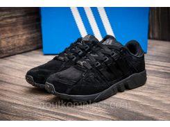 Кроссовки мужские Adidas Support Equpment, черные (1040-3),  [  43 (последняя пара)  ]