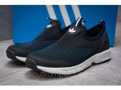 Кроссовки мужские Adidas Summer Sport, темно-синий (13562),  [  45 (последняя пара)  ]