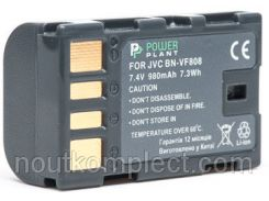 Аккумулятор PowerPlant JVC BN-VF808 980mAh