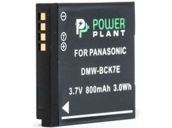 Аккумулятор PowerPlant Panasonic DMW-BCK7E 800mAh