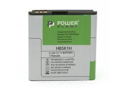 Аккумулятор PowerPlant Huawei U8650 (HB5K1H) 1750mAh