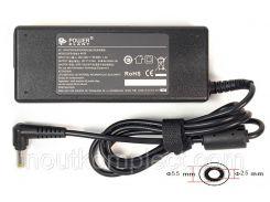 Блок питания для ноутбуков PowerPlant ASUS 220V, 19V 90W 4.74A (5.5*2.5)