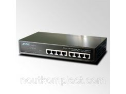 Неуправляемый коммутатор PoE Planet FSD-804P-EU (8-Port 10/100Mbps with 4-Port PoE)