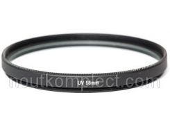 Светофильтр PowerPlant UV 58 мм
