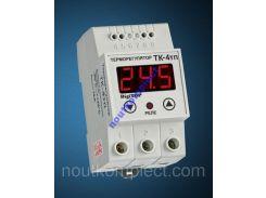 Терморегулятор ТК-4тп DIN