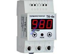 Терморегулятор ТК-4к DIN