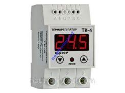 Терморегулятор ТК-4 DIN