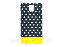 Чехол ARU для Samsung Galaxy Note 3 Mix&Match Dots Black