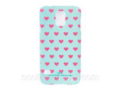 Чехол ARU для Samsung Galaxy S5 Hearts Ocean
