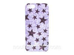 Чехол ARU для iPhone 5/5S/5SE Twinkle Star Purple