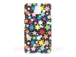 Чехол ARU для Samsung Galaxy Note 3 Pop Star Black