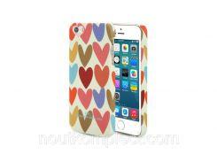 Чехол ARU для iPhone 5/5S/5SE Madly in Love Coffee