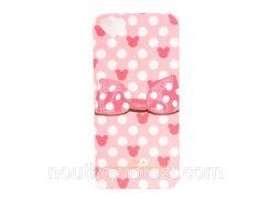 Чехол ARU для iPhone 5/5S/5SE Ribbon Pink