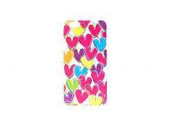 Чехол ARU для iPhone 6 Plus/6S Plus Madly in Love White