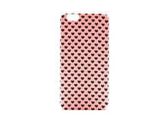 Чехол ARU для iPhone 6 Plus/6S Plus Hearts Pink