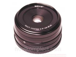 Объектив Meike 28mm f/2.8 MC E-mount для Sony