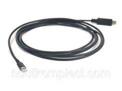 Кабель PowerPlant USB Type-C - Lightning, 2 м