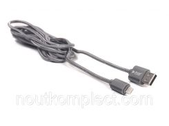 Кабель PowerPlant Quick Charge USB 2.0 AM – Lightning 2м
