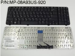 Клавиатура для HP Compaq CQ61, G61