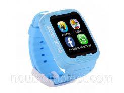 Смарт-часы uWatch K3 Kids Blue