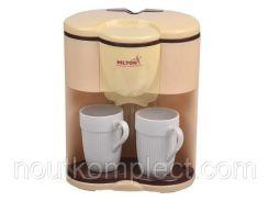 Кофеварка HILTON KA 5415 2 чашки
