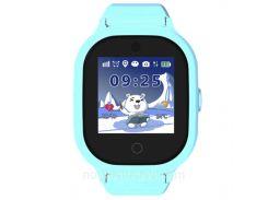 Детские смарт-часы GPS MYOX МХ-06BW Blue