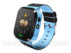 Смарт-часы uWatch Q528 Kids Blue