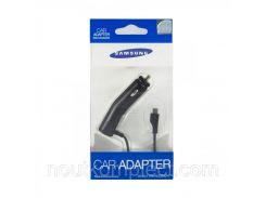 Автомобільний зарядний пристрій Samsung ACADU10CBE Чорний (AZP-000015)