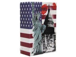 Книга-сейф MK 0791 металл/картон (Ньюйорк)