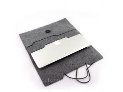 "Чехол для ноутбука Digital Wool Case 13"" Premium на завязке (DW-13-09)"
