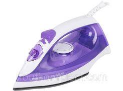 Утюг Philips Comfort GC1433/30 Фиолетово-белый (GC1433/30)