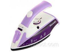Утюг MAXWELL MW-3057 Белый с фиолетовым (MW-3057)