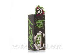 Жидкость для электронных сигарет Nasty Juice Зеленое яблоко и ментол 3 мг 50 мл (1373)