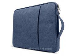 Чехол для ноутбука GOODONES для MacBook Air Pro 15.4 Blue (GO013)