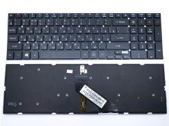 Клавіатура до ACER Aspire 5830, 5830G, 5830T, 5755, 5755G, E1-522, E1-532, E1-731, V3-531, V3-551G, V3-571(св)