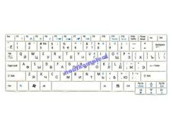 Клавіатура до ACER ONE A110, A150, 531, eM250 D150, D250