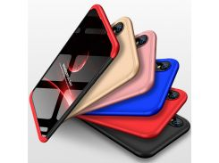 Пластиковая накладка GKK LikGus 360 градусов для Xiaomi Mi Mix 2S